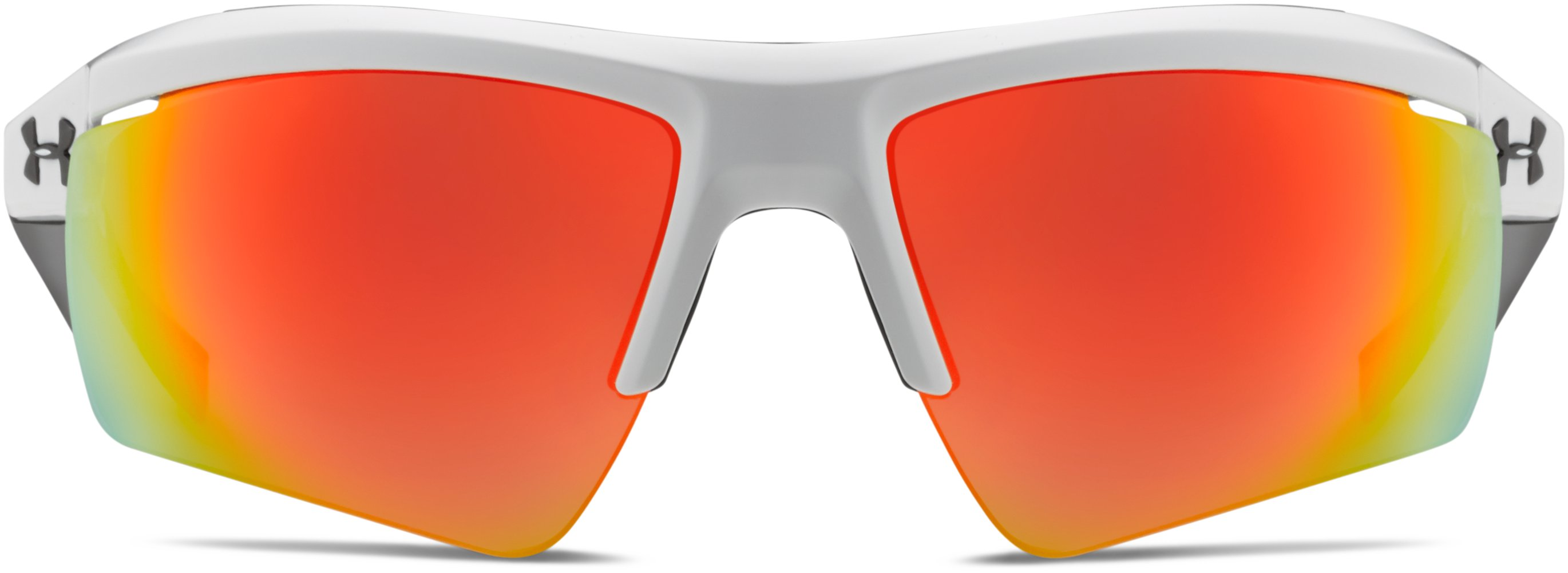 UA Core 2.0 Multiflection™ Sunglasses, Shiny White, undefined