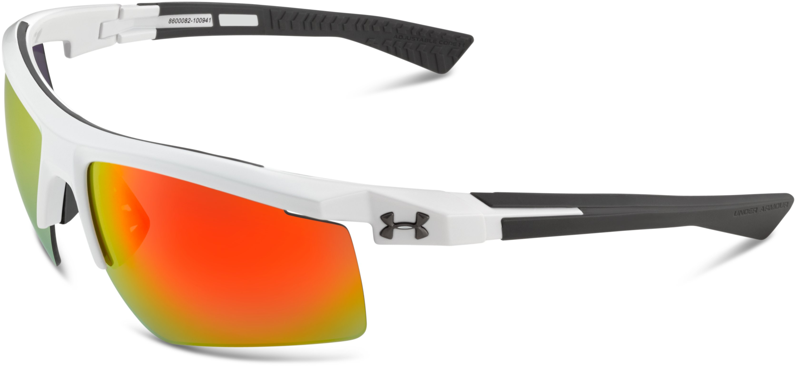 UA Core 2.0 Multiflection™ Sunglasses, Shiny White