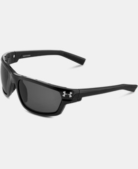 UA Hook'd Storm Polarized Sunglasses