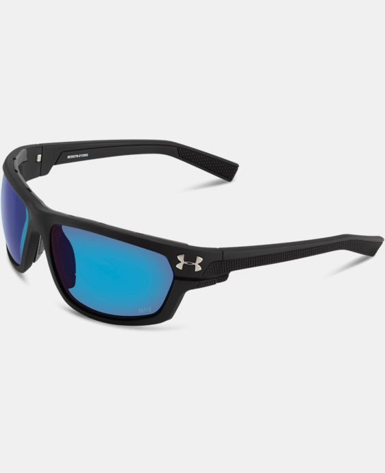 UA Hook'd Storm Polarized Sunglasses  1 Color $169.99