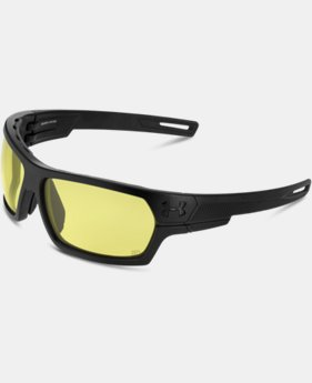 New to Outlet UA Battlewrap Sunglasses  2 Colors $75