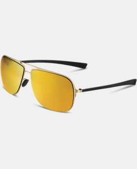 UA Alloy Storm Polarized Sunglasses LIMITED TIME: FREE U.S. SHIPPING 1 Color $142.99