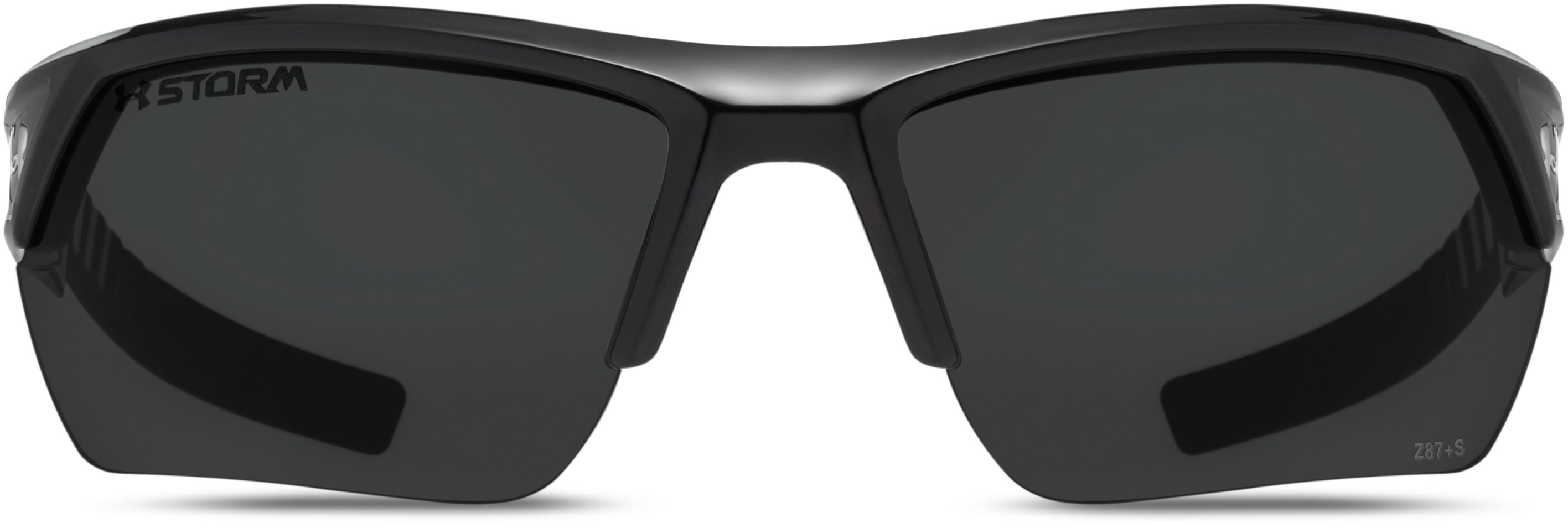 UA Igniter 2.0 Storm Polarized Sunglasses, Satin Black, undefined