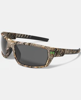 New to Outlet UA Storm Ranger Polarized Camo Sunglasses  1 Color $116.24