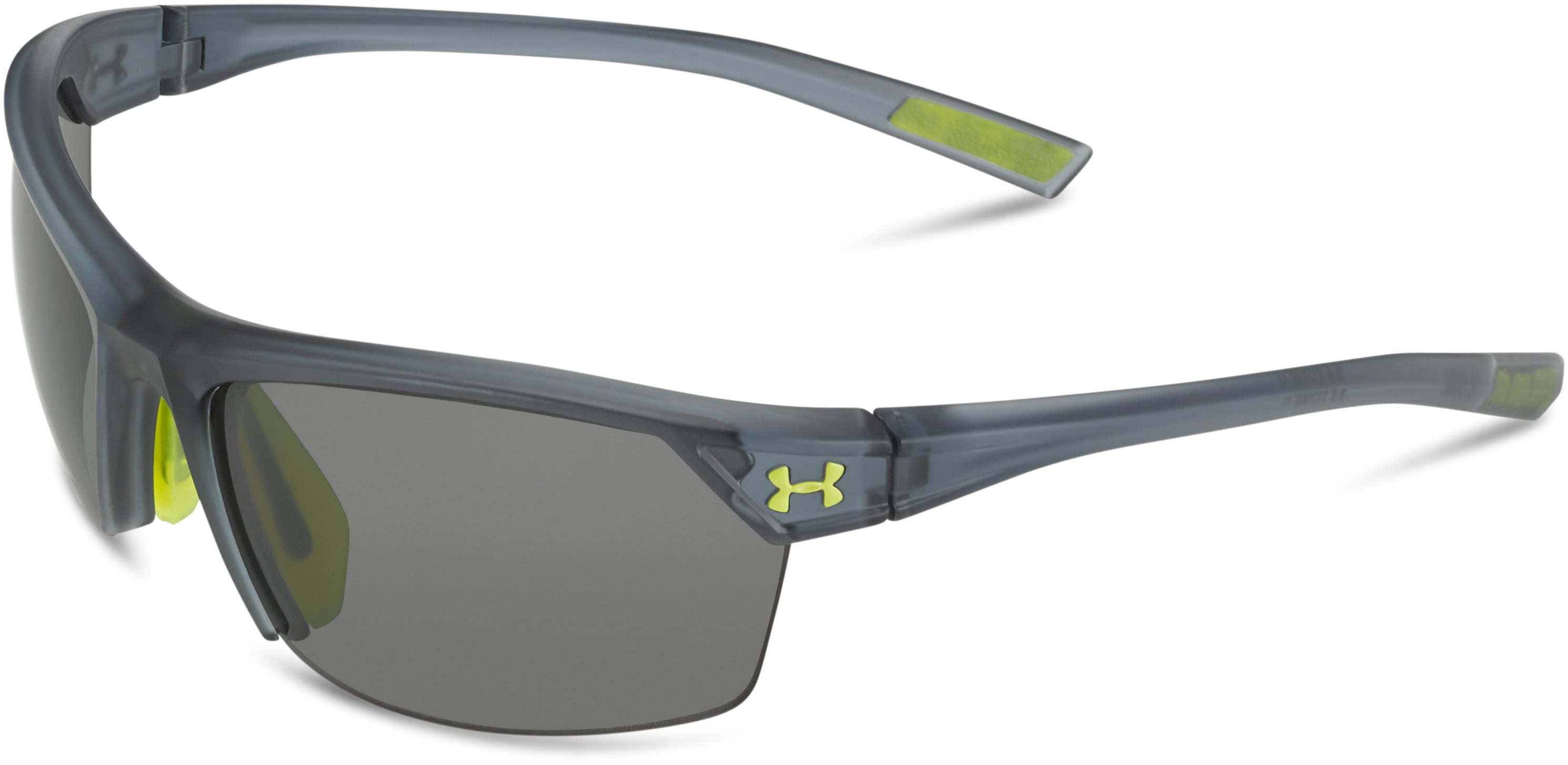 UA Zone 2.0 Multiflection™ Sunglasses, SATIN CRYSTAL GRAY, zoomed image