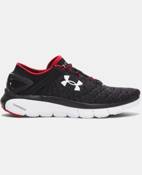 Men's UA SpeedForm® Fortis Graphic Running Shoes LIMITED TIME: FREE SHIPPING 1 Color $104.99