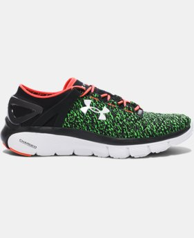 Men's UA SpeedForm® Fortis Graphic Running Shoes