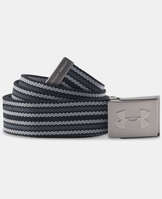 Men's UA Webbed Belt - 3 Pack LIMITED TIME: FREE U.S. SHIPPING 1 Color $22.99