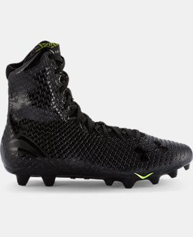 Men's UA Highlight MC Stealth Football Cleats
