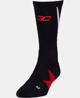 Men's SC30 Undeniable Crew Socks  1 Color $19.99