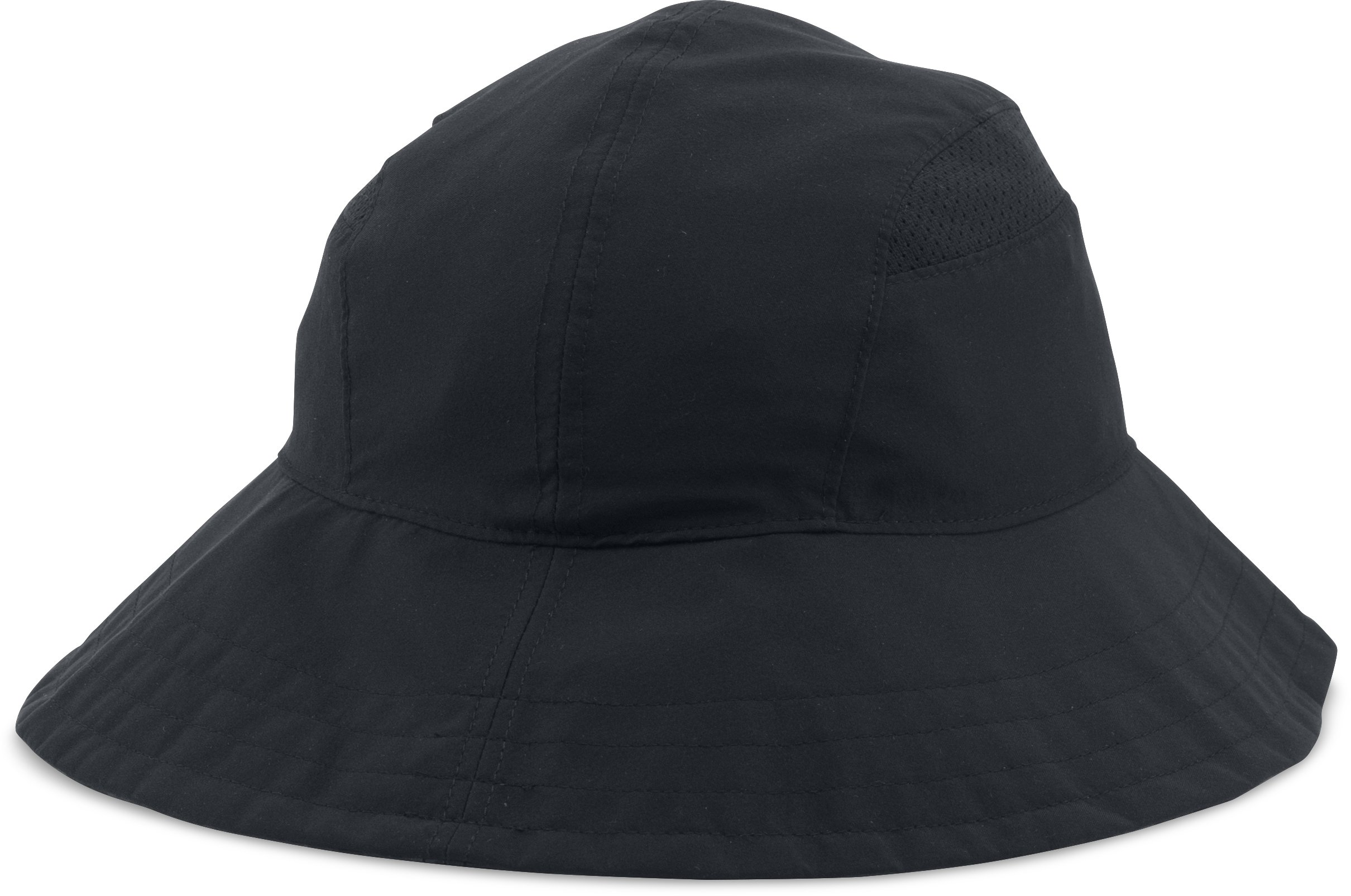 Boys' UA Switchback Bucket Hat, Black