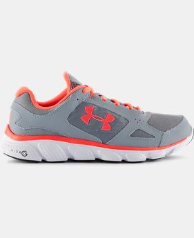 Women's UA Assert V WWP Running Shoes   $69.99