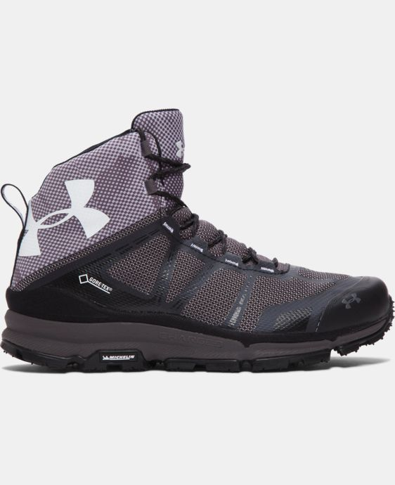 Men's UA Verge Mid GTX Hiking Boots LIMITED TIME: FREE U.S. SHIPPING 2 Colors $127.99