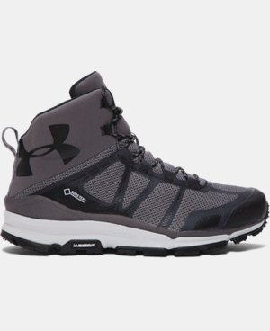 New Arrival  Men's UA Verge Mid GTX Hiking Boots   $199.99