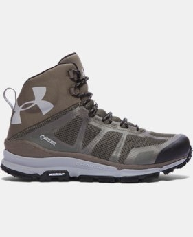 Men's UA Verge Mid GTX Hiking Boots  2 Colors $95.99