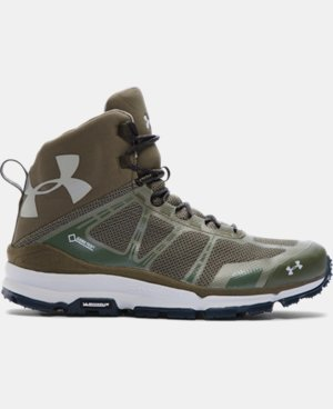 Men's UA Verge Mid GTX Hiking Boots   $169.99