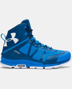 New Arrival  Men's UA Verge Mid GTX Hiking Boots  1 Color $199.99