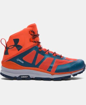 Men's UA Verge Mid GTX Hiking Boots  1 Color $95.99