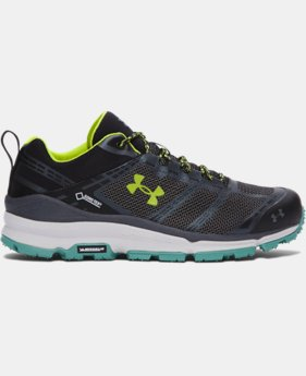 New Arrival  Men's UA Verge Low GORE-TEX® Boots LIMITED TIME: FREE SHIPPING  $169.99