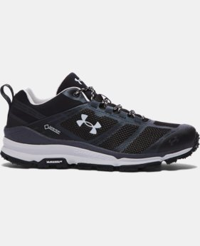 New Arrival  Men's UA Verge Low GORE-TEX® Boots LIMITED TIME: FREE SHIPPING 2 Colors $169.99