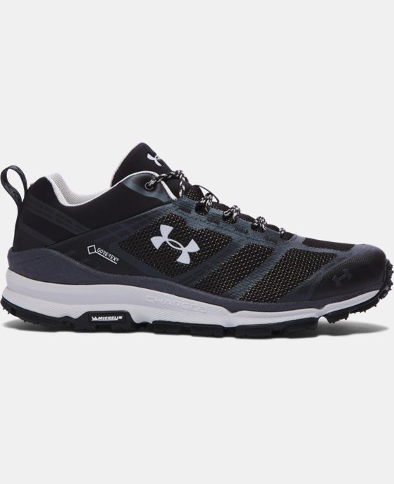 New Arrival  Men's UA Verge Low GORE-TEX® Boots   $169.99
