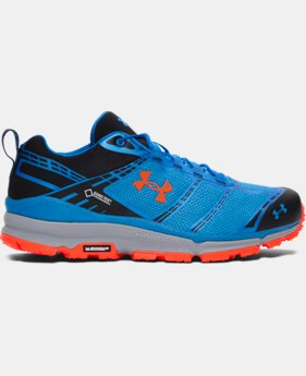 New Arrival  Men's UA Verge Low GORE-TEX® Boots LIMITED TIME: FREE SHIPPING 1 Color $169.99