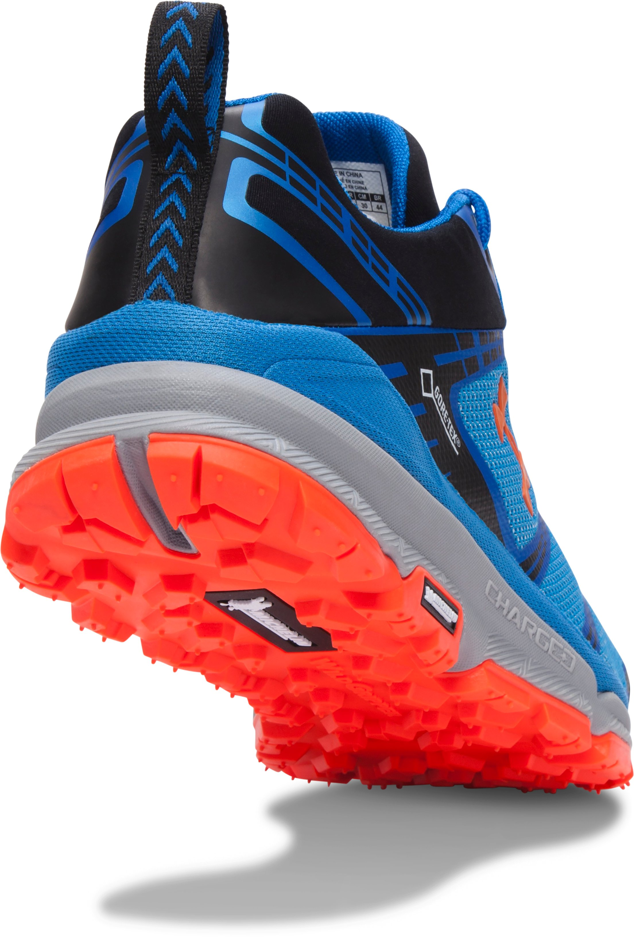Men's UA Verge Low GTX Boots, BLUE JET,