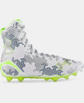 Men's UA Highlight MC Trion Camo Football Cleats