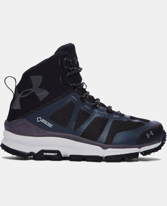 New Arrival  Women's UA Verge Mid GTX Hiking Boots   $199.99