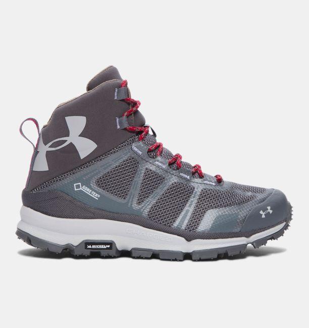 Women s UA Verge Mid GTX Hiking Boots  75d88da045