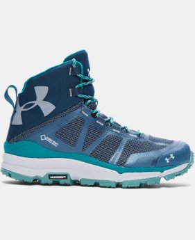 Women's UA Verge Mid GORE-TEX® Hiking Boots LIMITED TIME: FREE SHIPPING  $127.99