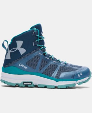 Women's UA Verge Mid GTX Hiking Boots LIMITED TIME: FREE U.S. SHIPPING 1 Color $127.99