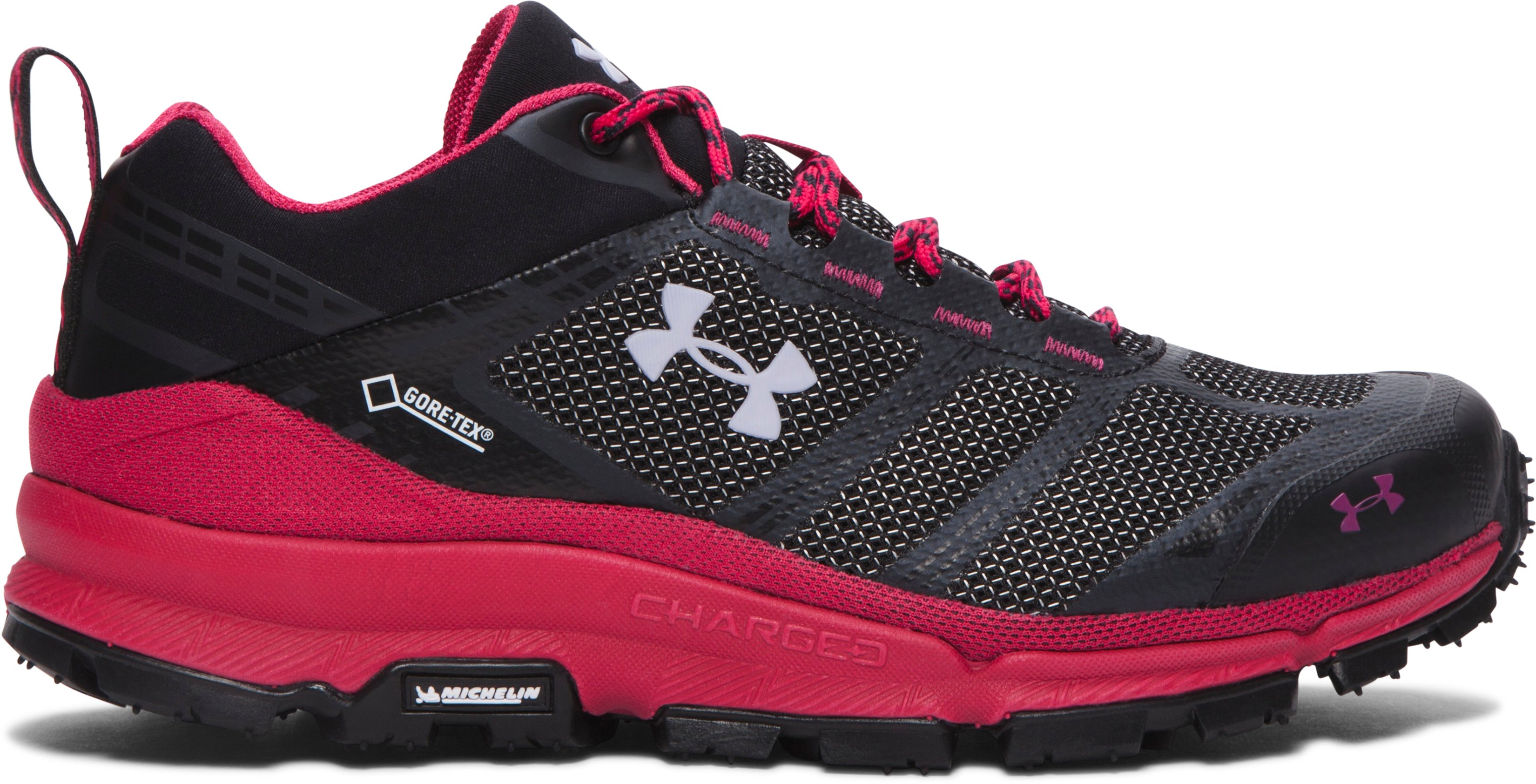 Women's UA Verge Low GTX Boots, Black