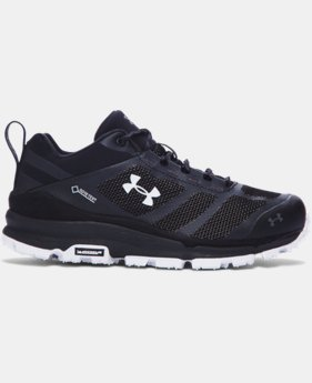 Women's UA Verge Low GTX Boots LIMITED TIME: FREE U.S. SHIPPING 1 Color $104.99