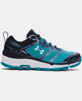 Women's UA Verge Low GORE-TEX® Boots