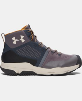 Men's UA Moraine Hiking Boots