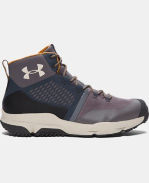 Men's UA Moraine Hiking Boots LIMITED TIME: FREE SHIPPING 2 Colors $112.99