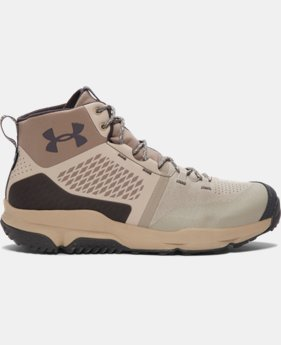 Men's UA Moraine Hiking Boots LIMITED TIME: FREE SHIPPING 1 Color $112.99
