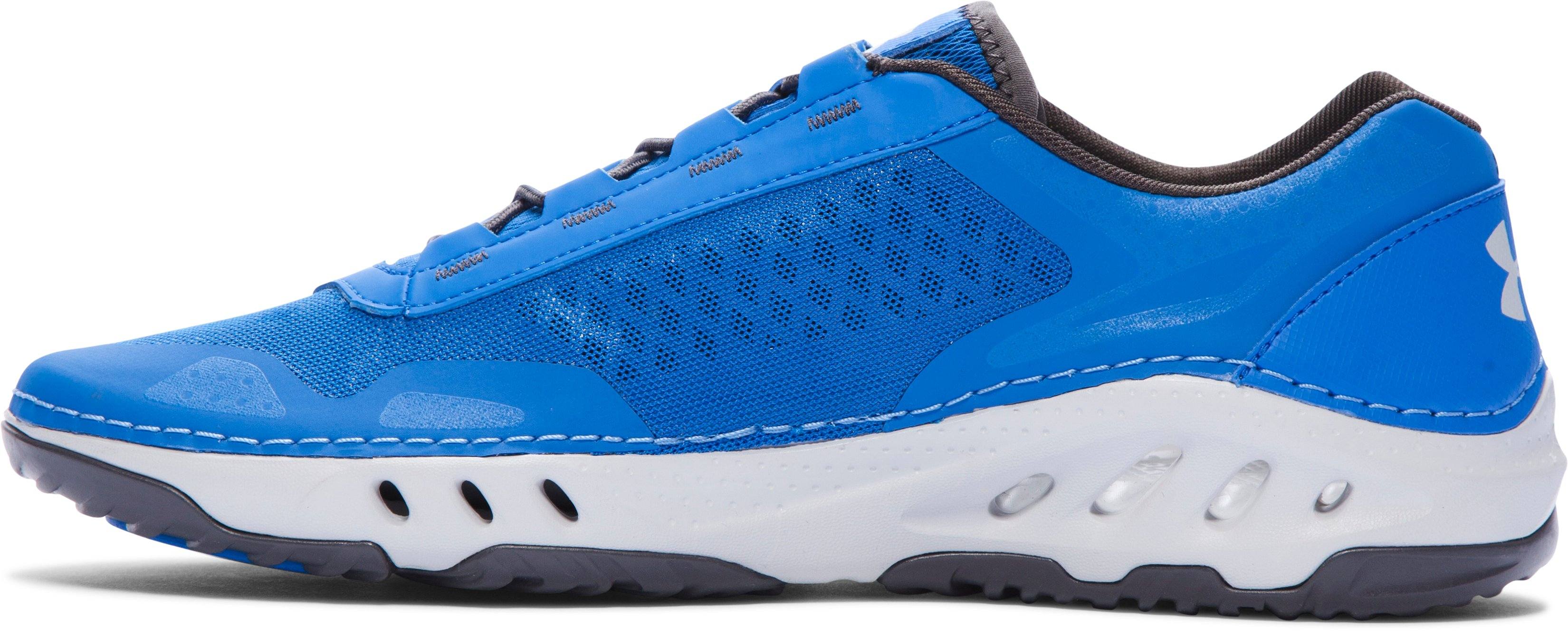 Men's UA Drainster Shoes, SUPERIOR BLUE