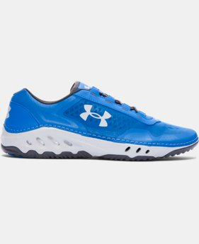 Men's UA Drainster Shoes LIMITED TIME: FREE SHIPPING  $99.99