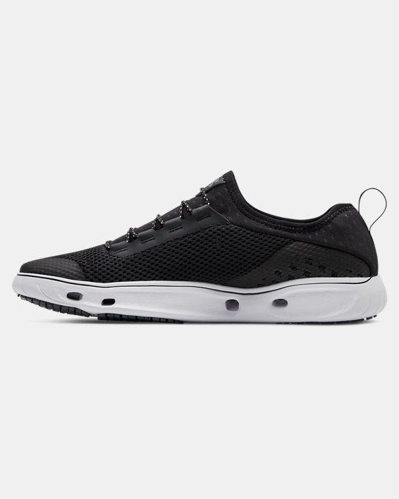 Men's UA Kilchis Shoes, Black, pdpMainDesktop image number 1