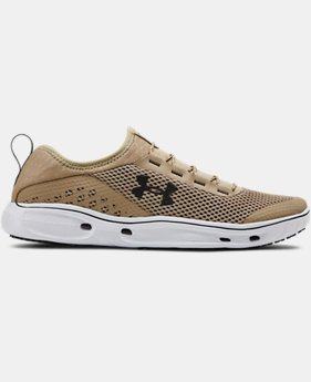 Men's UA Kilchis Shoes  1  Color Available $69.99