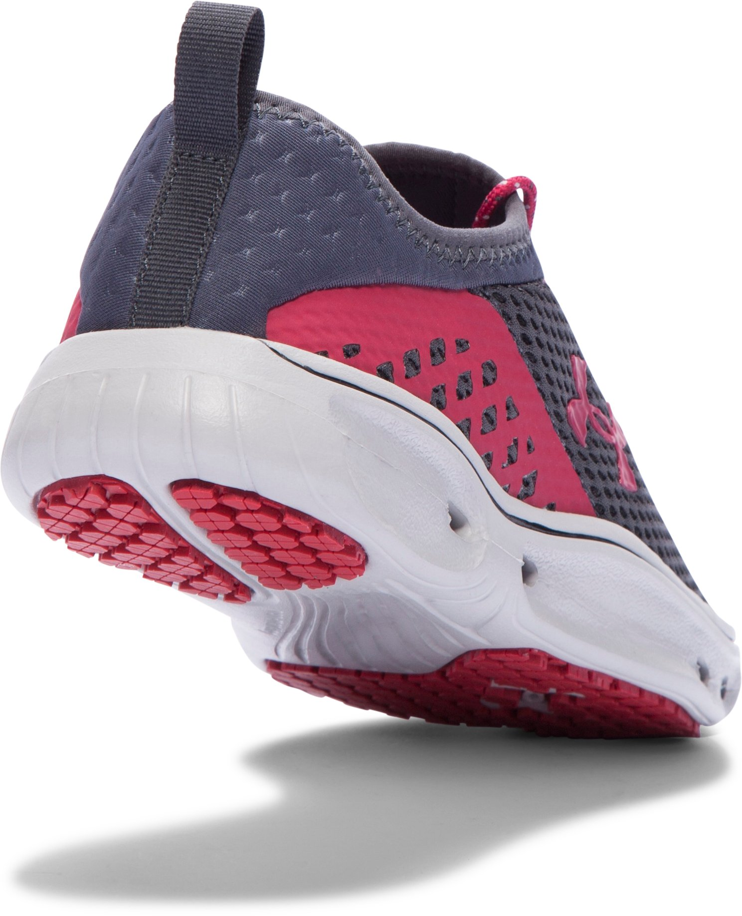 Women's UA Kilchis Shoes, STEALTH GRAY, undefined