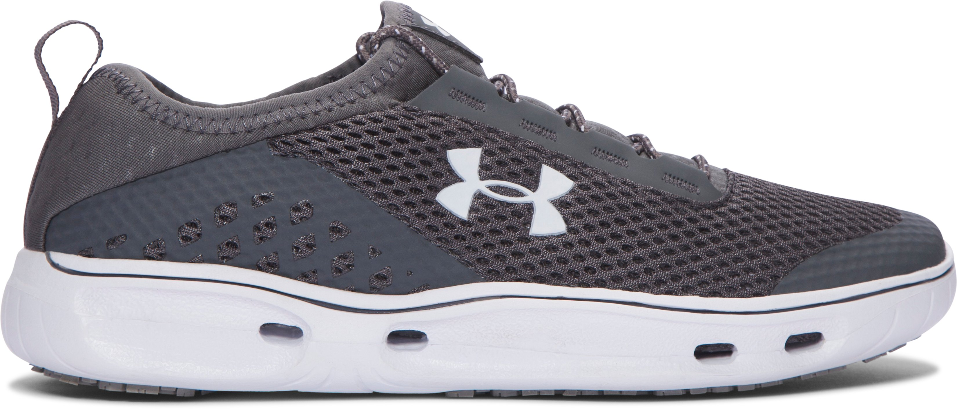Women's UA Kilchis Shoes, RHINO GRAY, undefined