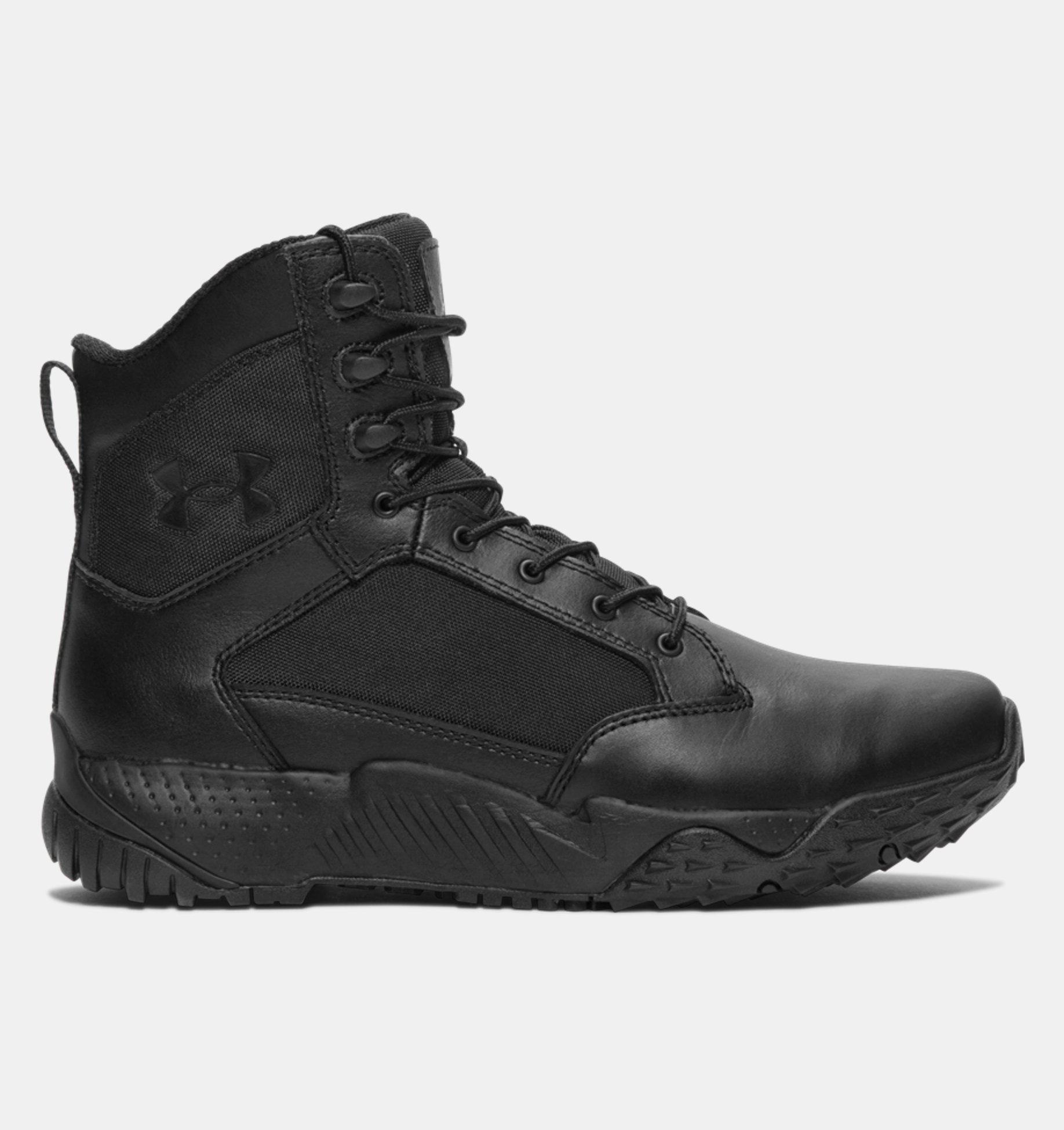 Apariencia Están deprimidos Bandido  Men's UA Stellar Tactical Boots   Under Armour
