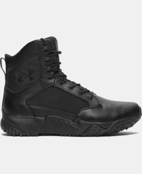 Men's UA Stellar Tactical Boots  1  Color Available $84.99
