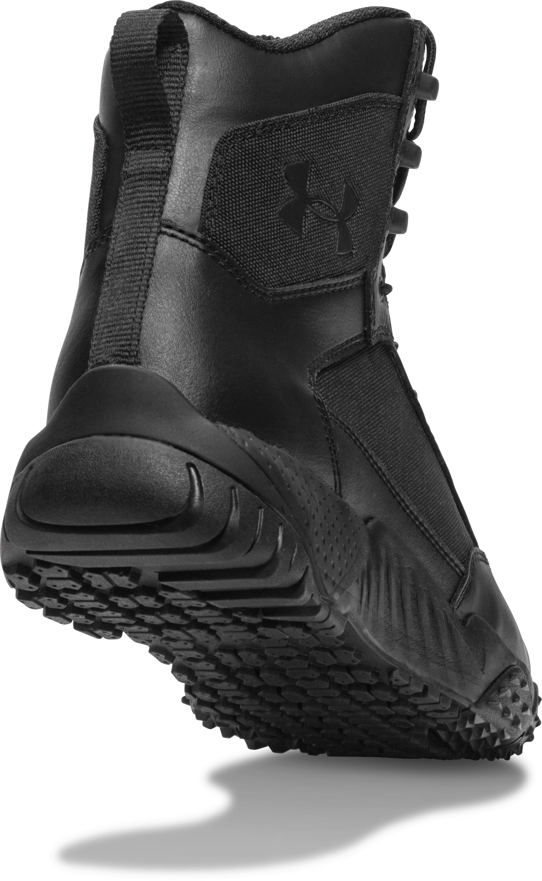 Men's UA Stellar Tactical Boots, Black , undefined