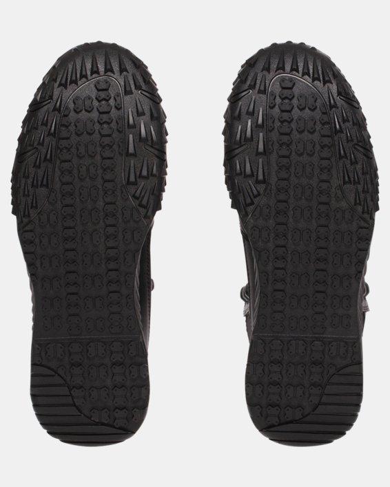 Men's UA Stellar Tactical Boots, Black, pdpMainDesktop image number 3