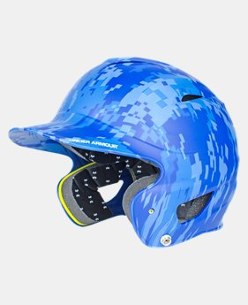 UA Digital Camo Batting Helmet  1 Color $31.49