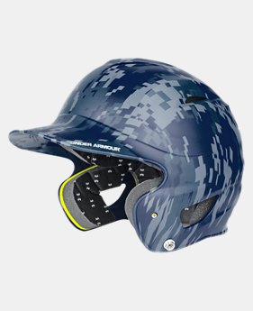 UA Digital Camo Batting Helmet  3 Colors $31.49